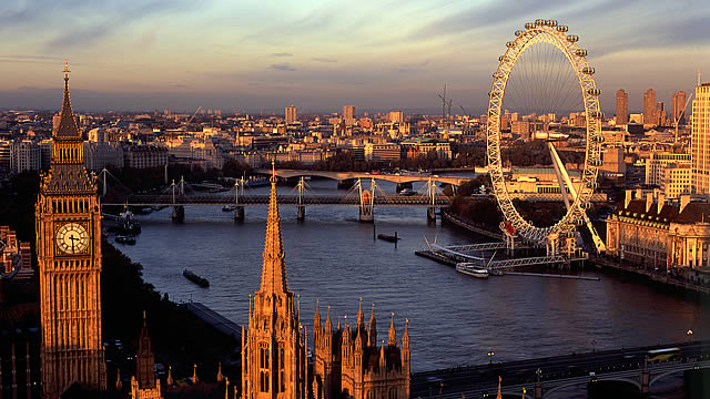 Weekend a Londra